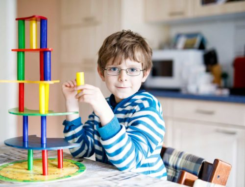 Ten Indoor Activities to Keep Your Child Occupied
