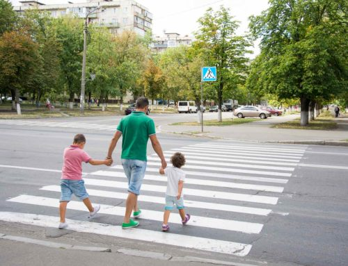 Teaching Children to be Safe Pedestrians