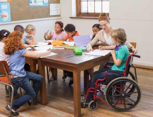 Formando Amistades Entre Niños de Todas Habilidades