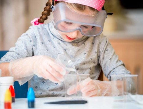 Sensory-Based Science Projects for Little Kids
