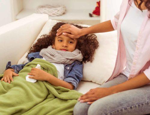 Symptoms of a Cold Versus the Flu