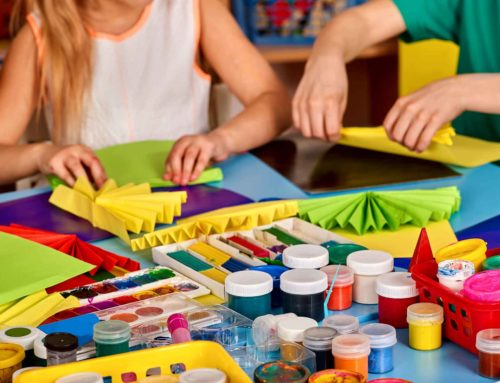 Creating Art Projects with Children