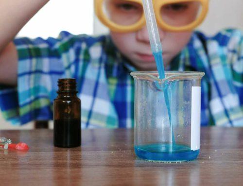 Kid Science: Rainbow Jars
