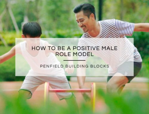 How to be a Positive Male Role Model
