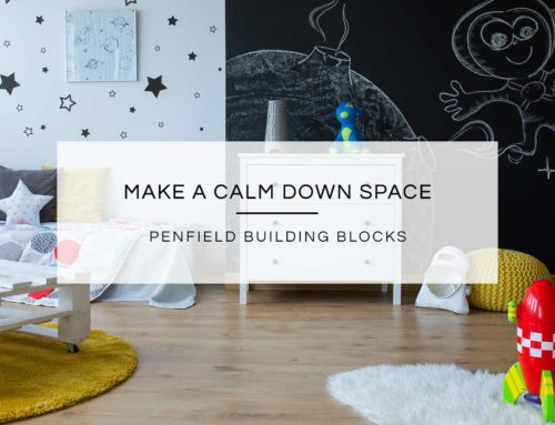 Make a Calm Down Space