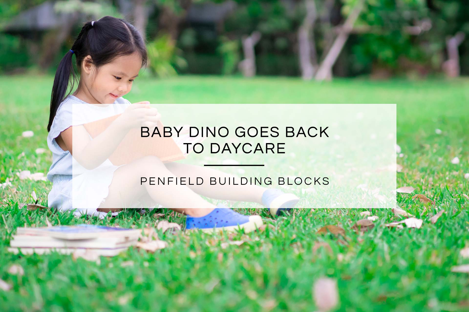Baby Dino Goes Back To Daycare | Penfield Building Blocks
