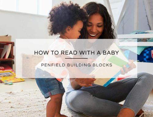 How to Read with a Baby