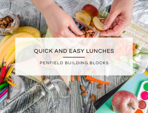 Quick & Easy Lunches