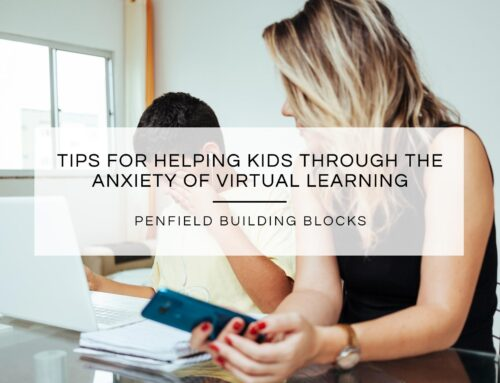 Tips for Helping Kids through the Anxiety of Virtual Learning