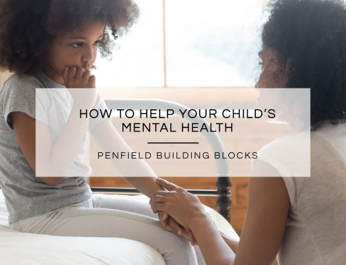 How to Help your Child's Mental Health
