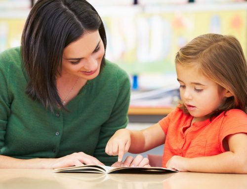 Developing Early Reading Skills