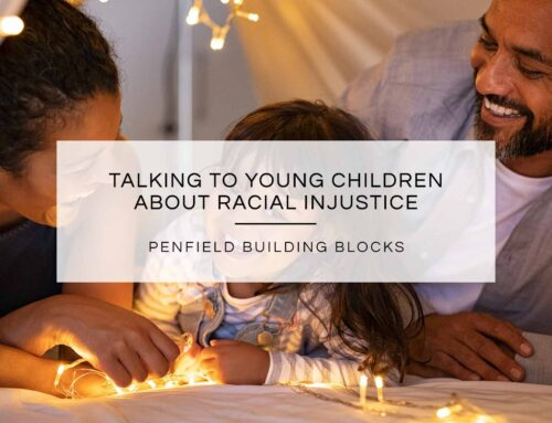 Talking to Young Children about Racial Injustice
