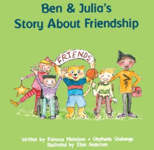 Ben and Julia - Penfield Building Blocks