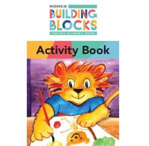 Activity Book - Penfield Building Blocks