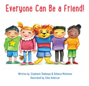 Everyone Can be a Friend - Penfield Building Blocks