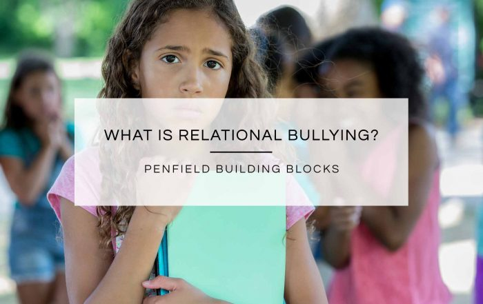 What is Relational Bullying?