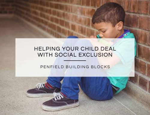 Helping your Child Deal with Social Exclusion