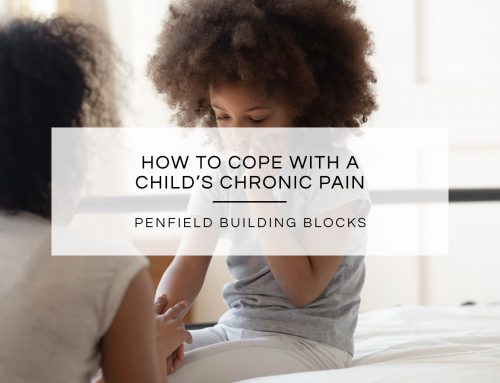 How to Cope with a Child's Chronic Pain